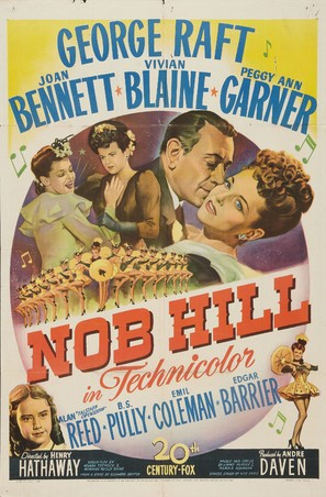 Nob Hill - Movie Poster (thumbnail)