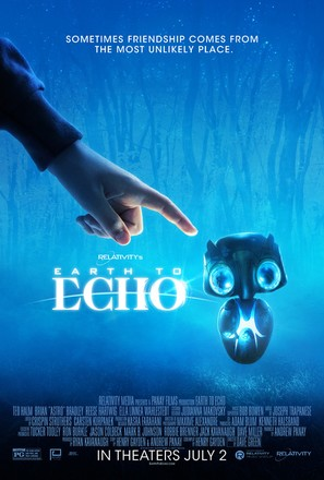 Earth to Echo - Theatrical movie poster (thumbnail)