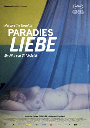 Paradies: Liebe - Austrian Movie Poster (thumbnail)