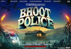Bhoot police - Indian Movie Poster (thumbnail)