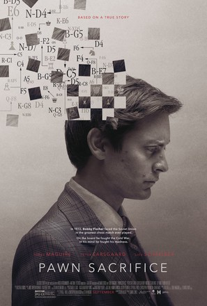 Pawn Sacrifice - Movie Poster (thumbnail)