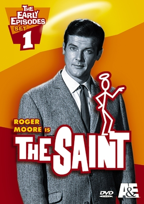 """The Saint"" - DVD movie cover (thumbnail)"