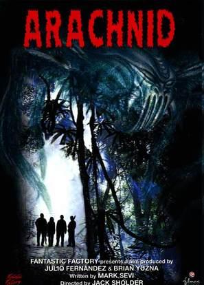 Arachnid - Movie Poster (thumbnail)