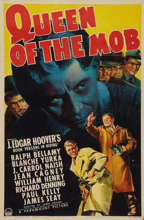 Queen of the Mob - Movie Poster (thumbnail)