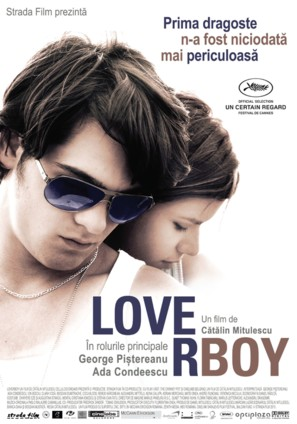 Loverboy - Romanian Movie Poster (thumbnail)