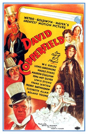 The Personal History, Adventures, Experience, & Observation of David Copperfield the Younger - Movie Poster (thumbnail)