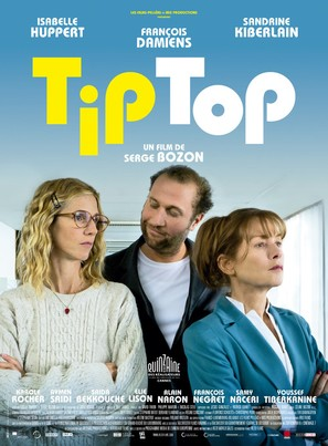 Tip Top - French Movie Poster (thumbnail)