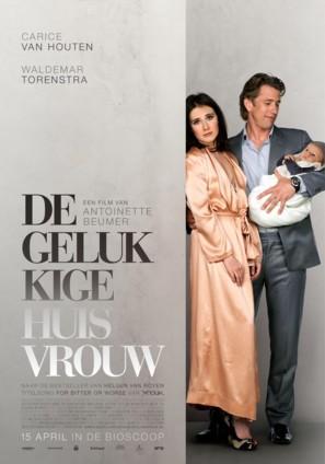 De gelukkige huisvrouw - Dutch Movie Poster (thumbnail)