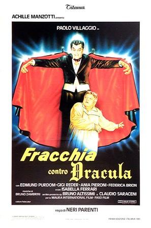 Fracchia contro Dracula - Italian Movie Poster (thumbnail)