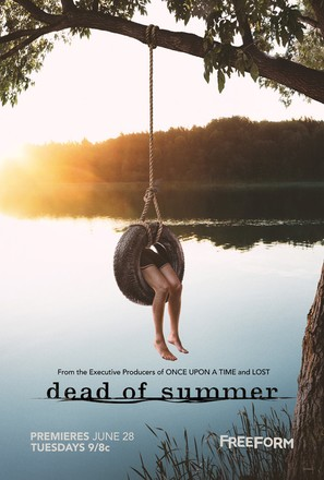 """Dead of Summer"" - Movie Poster (thumbnail)"