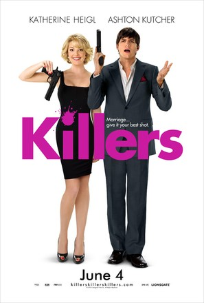 Killers - Movie Poster (thumbnail)