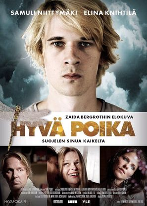 Hyvä poika - Finnish Movie Poster (thumbnail)