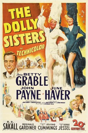 The Dolly Sisters - Movie Poster (thumbnail)