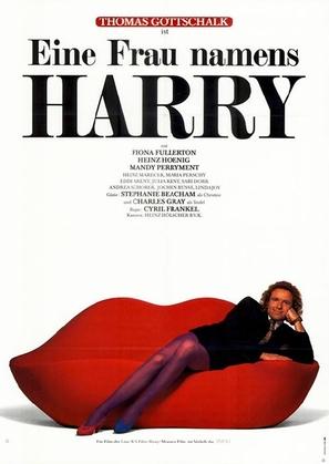 Eine Frau namens Harry