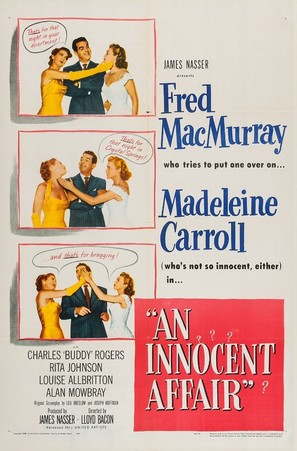 An Innocent Affair - Movie Poster (thumbnail)