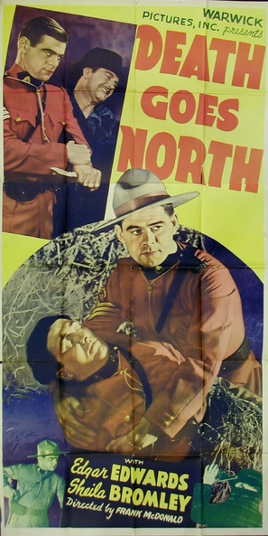 Death Goes North - Movie Poster (thumbnail)