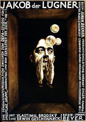 Jakob, der Lügner - German Movie Poster (thumbnail)