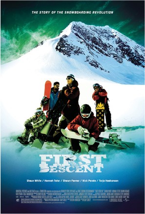 First Descent - Movie Poster (thumbnail)