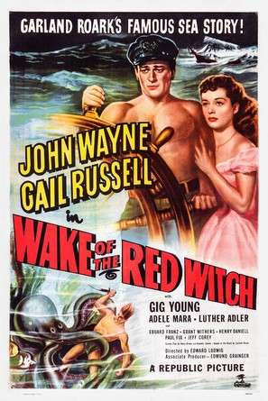 Wake of the Red Witch - Movie Poster (thumbnail)