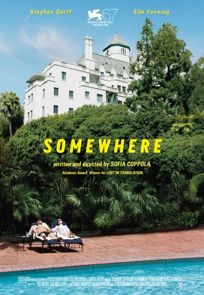 Somewhere - Swiss Movie Poster (thumbnail)