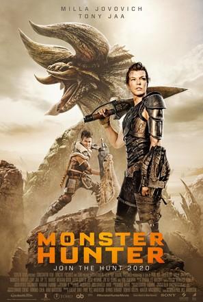 Monster Hunter - International Movie Poster (thumbnail)