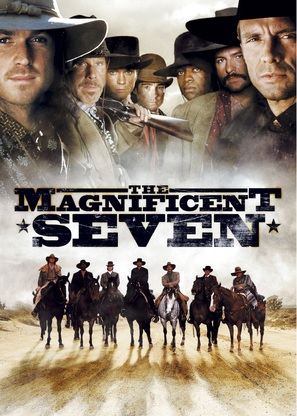 """The Magnificent Seven"" - Movie Poster (thumbnail)"