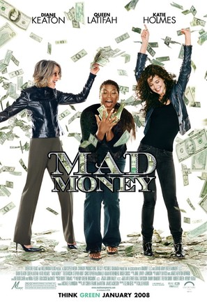 Mad Money - Movie Poster (thumbnail)