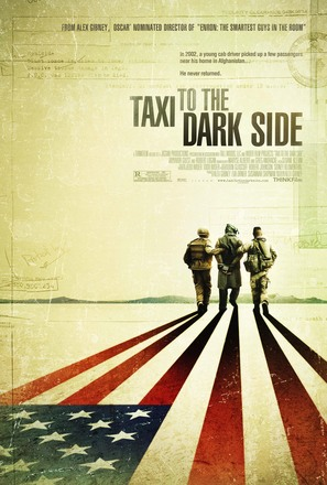 Taxi to the Dark Side - Movie Poster (thumbnail)