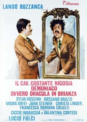 Il cav. Costante Nicosia demoniaco, ovvero: Dracula in Brianza