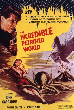 The Incredible Petrified World - Movie Poster (thumbnail)