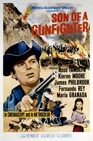 Son of a Gunfighter - Movie Poster (thumbnail)