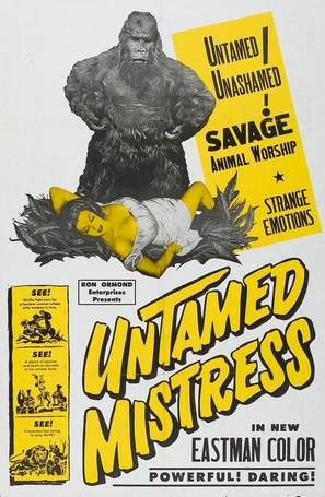 Untamed Mistress - Movie Poster (thumbnail)