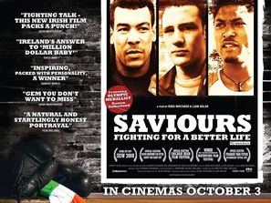 Saviours - British Movie Poster (thumbnail)