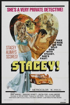 Stacey - Movie Poster (thumbnail)