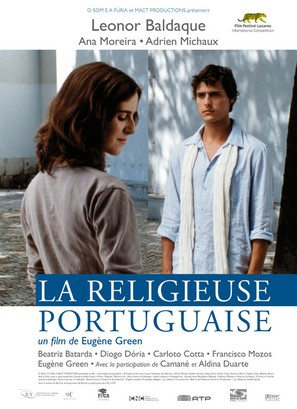 A Religiosa Portuguesa - French Movie Poster (thumbnail)
