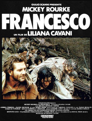 Francesco - French Movie Poster (thumbnail)
