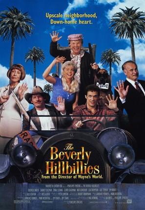The Beverly Hillbillies - Movie Poster (thumbnail)