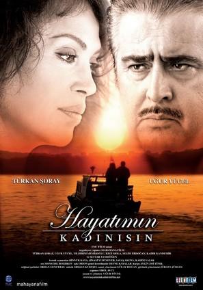 Hayatimin kadinisin - Turkish poster (thumbnail)