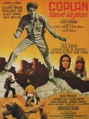 Coplan sauve sa peau - French Movie Poster (thumbnail)
