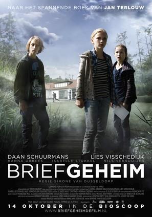 Briefgeheim - Dutch Movie Poster (thumbnail)