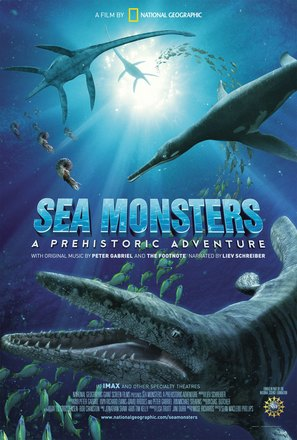Sea Monsters: A Prehistoric Adventure - Movie Poster (thumbnail)