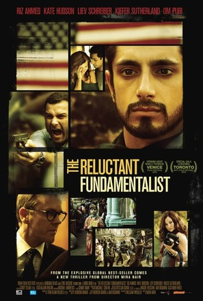 The Reluctant Fundamentalist - Movie Poster (thumbnail)