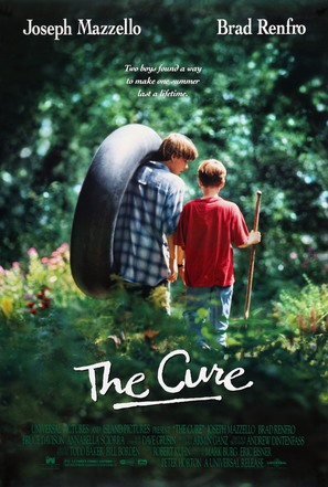 The Cure - Movie Poster (thumbnail)