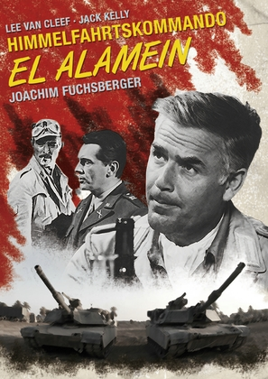Commandos - German Movie Cover (thumbnail)