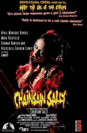 Chainsaw Sally - Movie Poster (thumbnail)