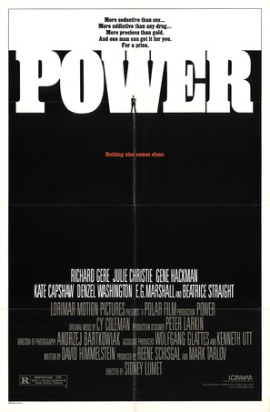 Power - Movie Poster (thumbnail)