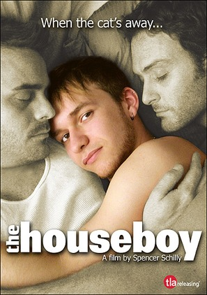 The Houseboy - Movie Cover (thumbnail)