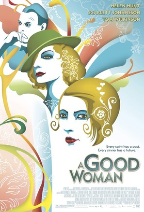 A Good Woman - Theatrical poster (thumbnail)