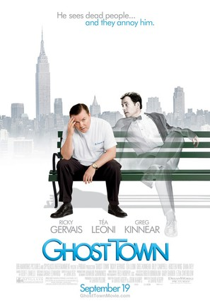 Ghost Town - Movie Poster (thumbnail)