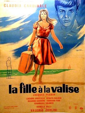 La ragazza con la valigia